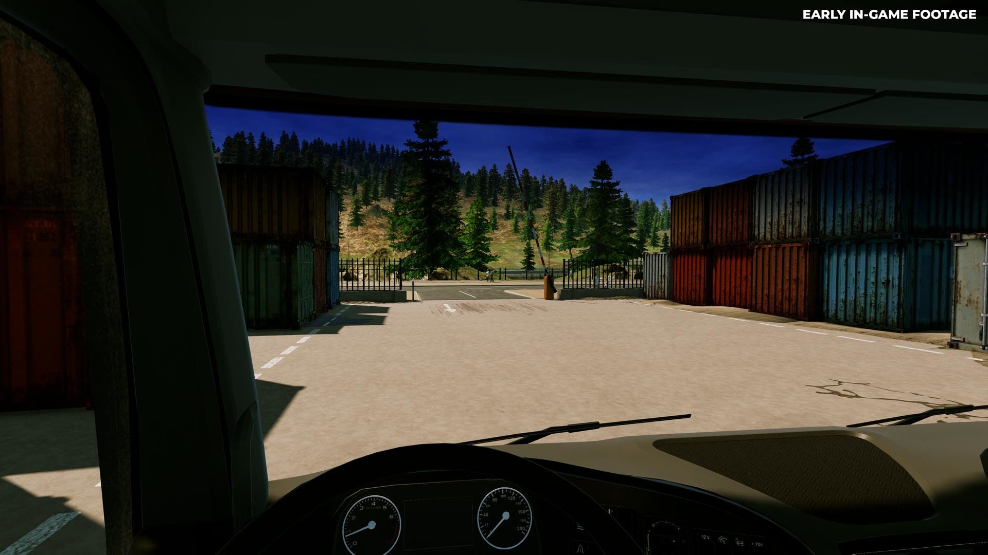 Truck Driver Is The First Trucking Simulator For Ps4 Xbox One