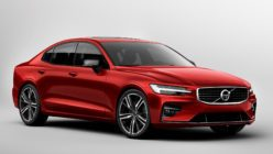 Volvo Rolls Outs Its New Made-In-America S60 Sports Sedan