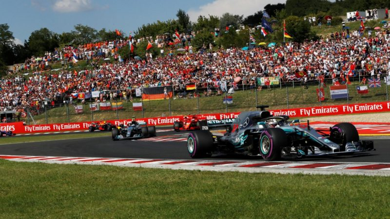 2018 Formula One Hungarian Grand Prix: A Fitting End to the Season's