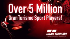 5.5 Million People Have Played Gran Turismo Sport
