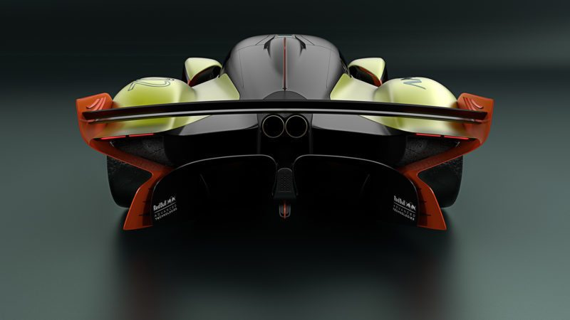 Aston Martin Valkyrie to chase outright victory at Le Mans in 2021