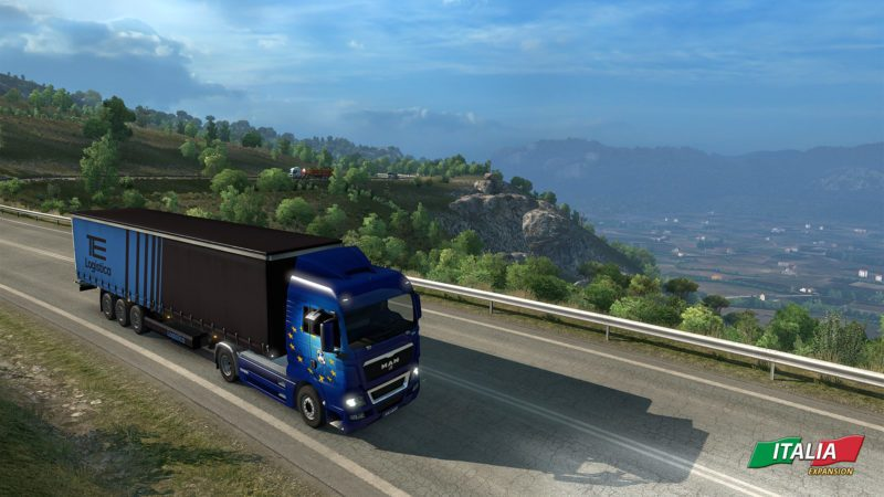 Euro Truck Simulator 2 Is Still One of the Best Selling Steam Games