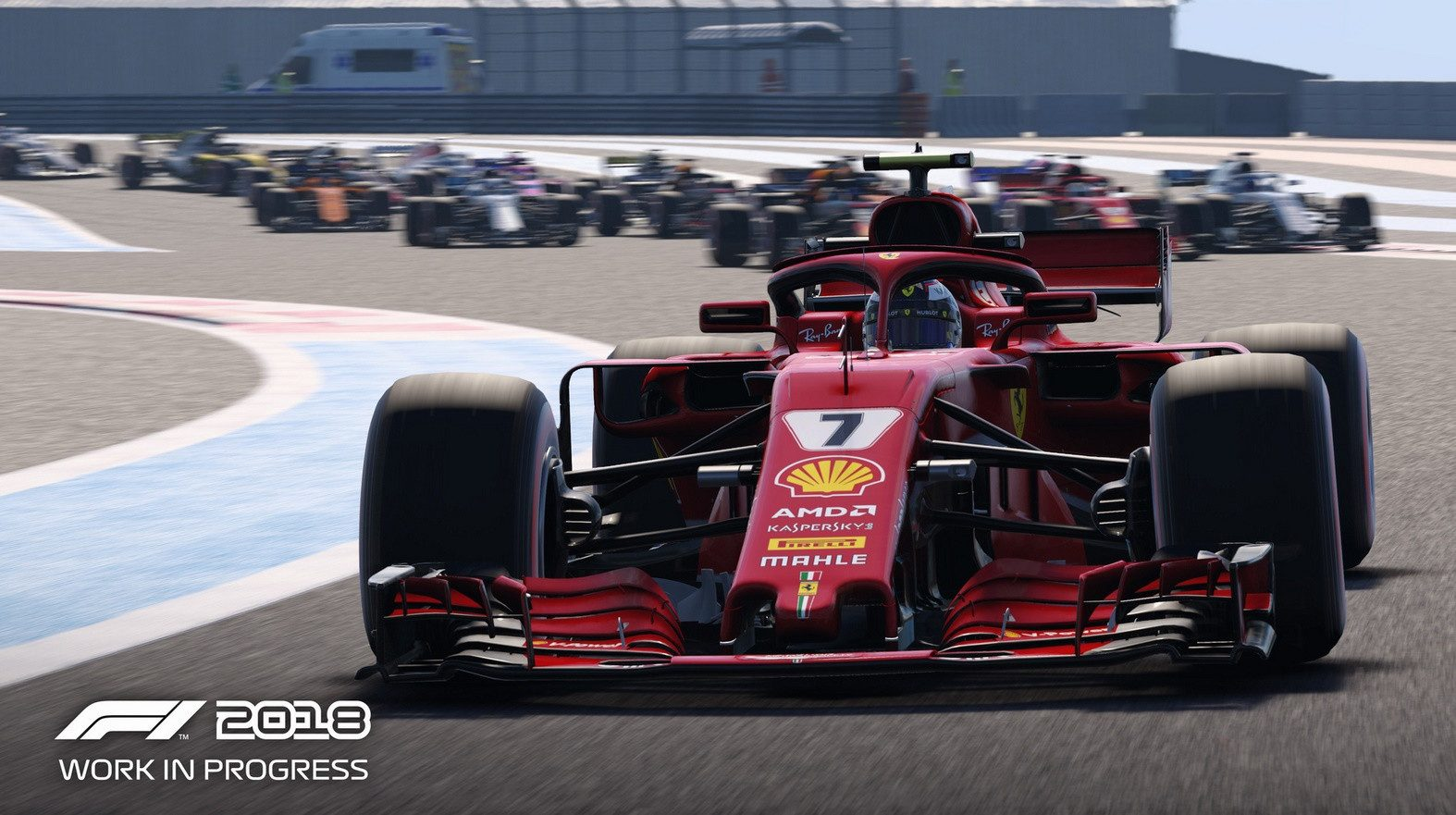 F1 2018 Steering Wheel and Controller Compatibility List