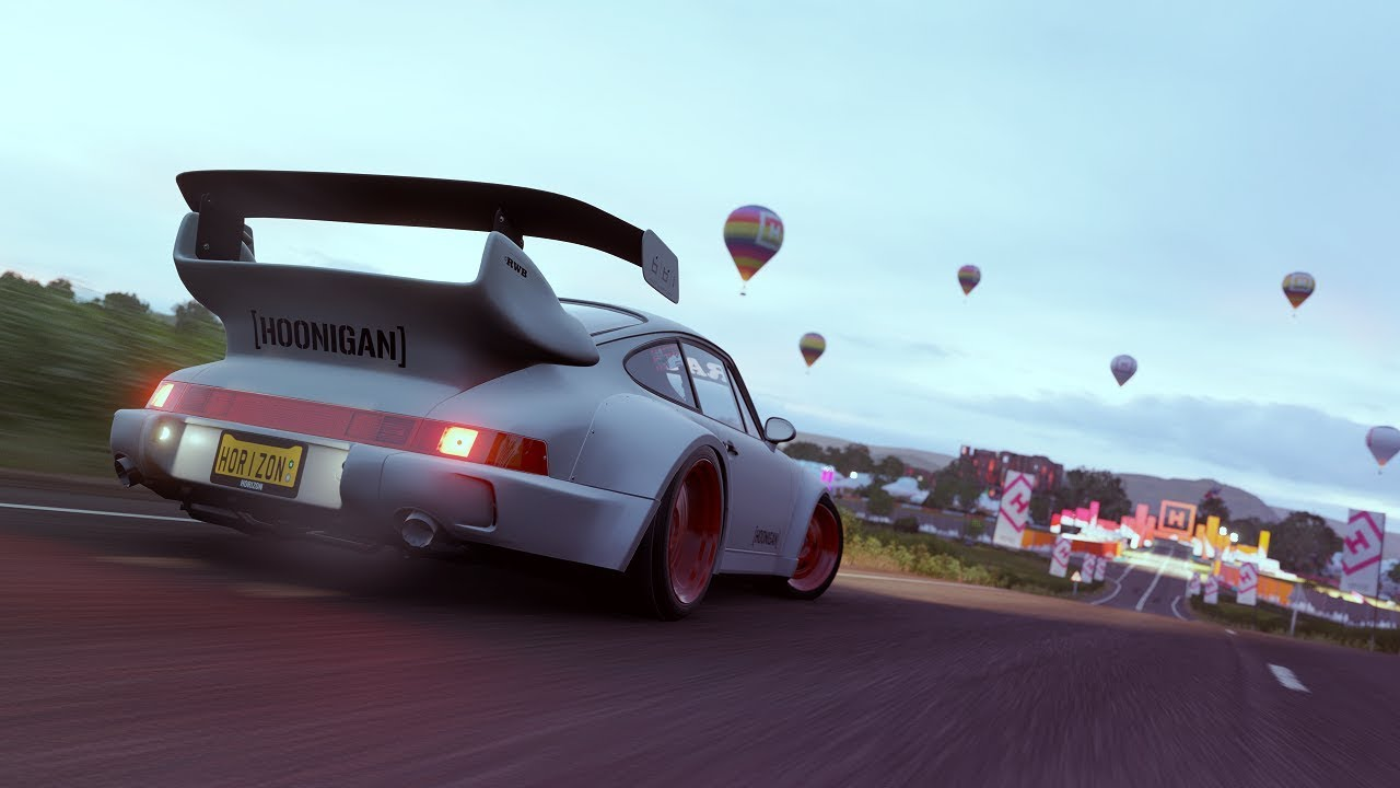 Gran Turismo Sport Update >> Playground Games Shows off the Perfect British Summer in ...