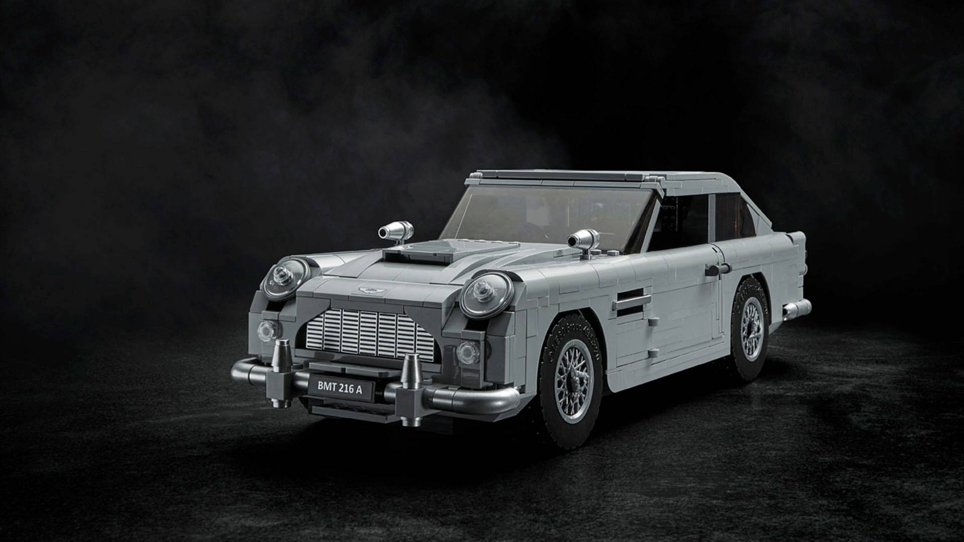 this lego aston martin gives you a license to build. Black Bedroom Furniture Sets. Home Design Ideas