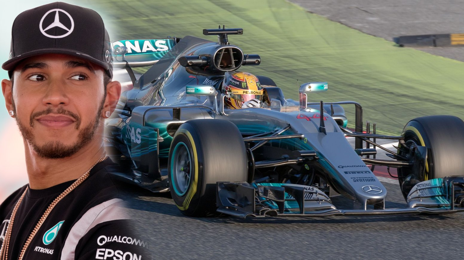 Lewis Hamilton's Mercedes W08 F1 Car Is Coming to Gran Turismo Sport