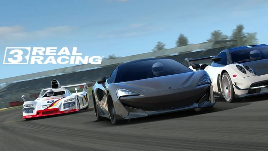 Real Racing 3 Qualification For Mclaren Shadow Now Underway