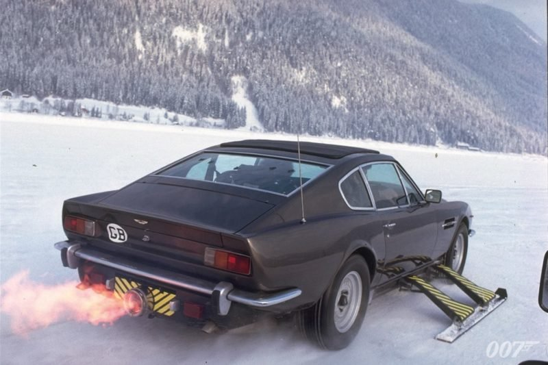 Are Some Of James Bond S Iconic Vehicles Coming To Forza