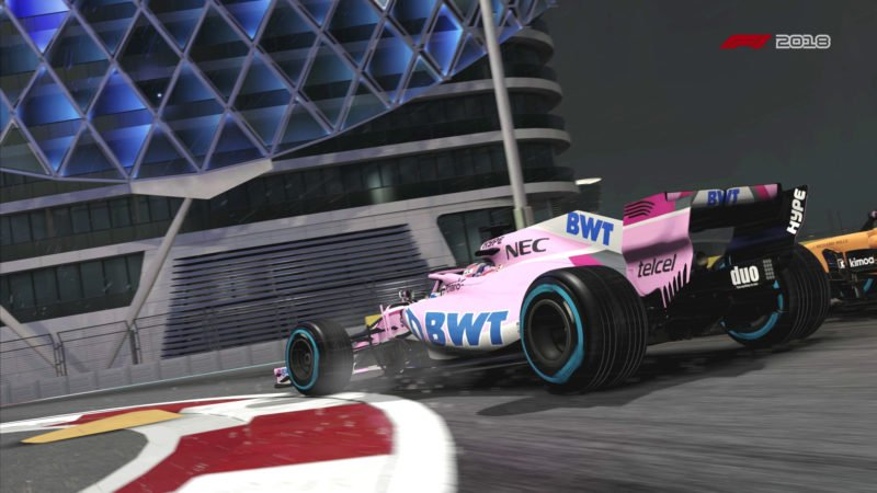 How To Make the Most of F1 2018's Excellent Career Mode