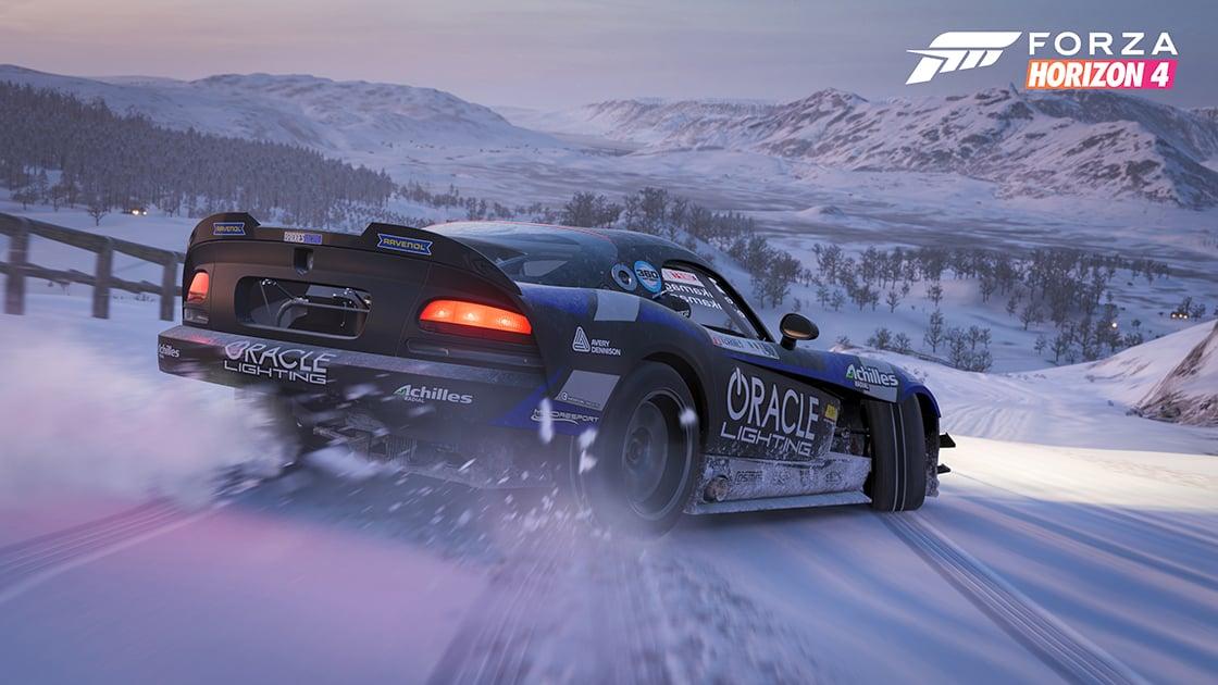 Forza Horizon 4's Formula Drift Car Pack Slides Into the