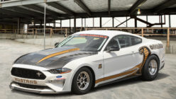 Ford Unleashes Its 8-Second Turn Key Drag Car With the Cobra Jet Mustang