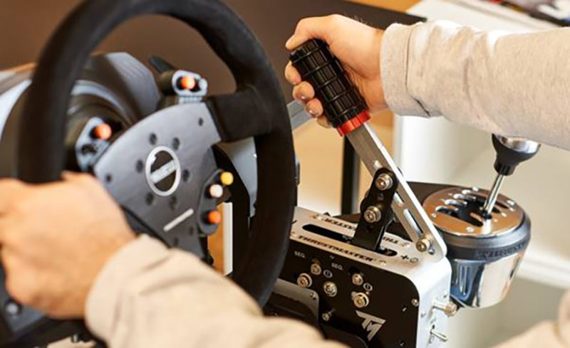 Thrustmaster Announces Two New Sim Racing Products For Autumn