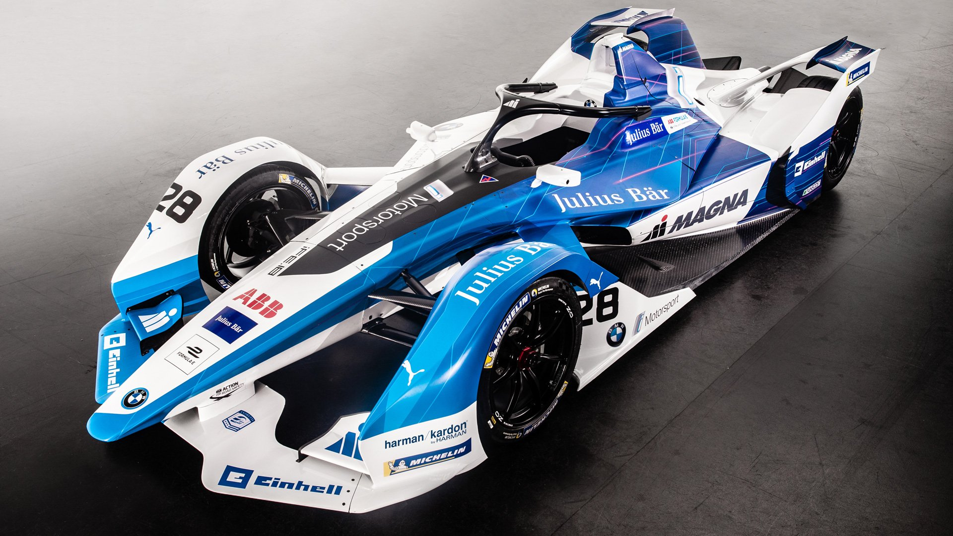 BMW Gears Up For The 20182019 Formula E Season With The