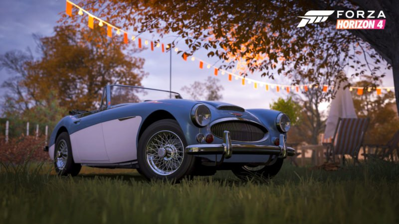 Forza Horizon 4's Route Creator Will Arrive With First Major