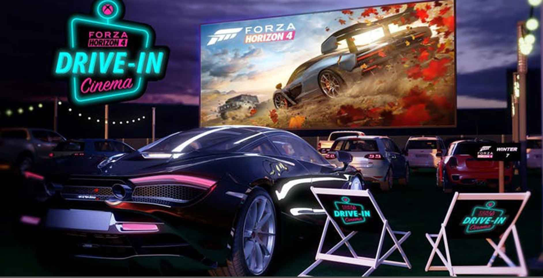 Forza 7 Car List >> Microsoft Australia Hosting Forza Horizon 4 Drive In Event ...