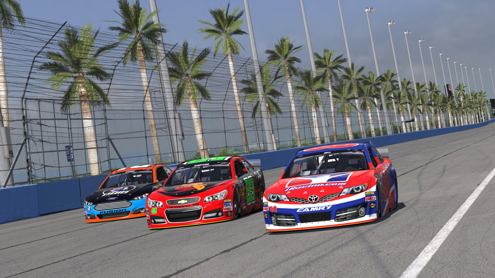 Here's Your First Look at AI Drivers in iRacing