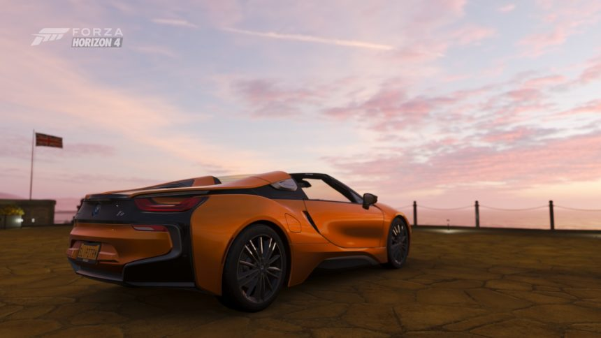 This Week S Forza Horizon 4 New Cars Bmw I8 Roadster And Honda