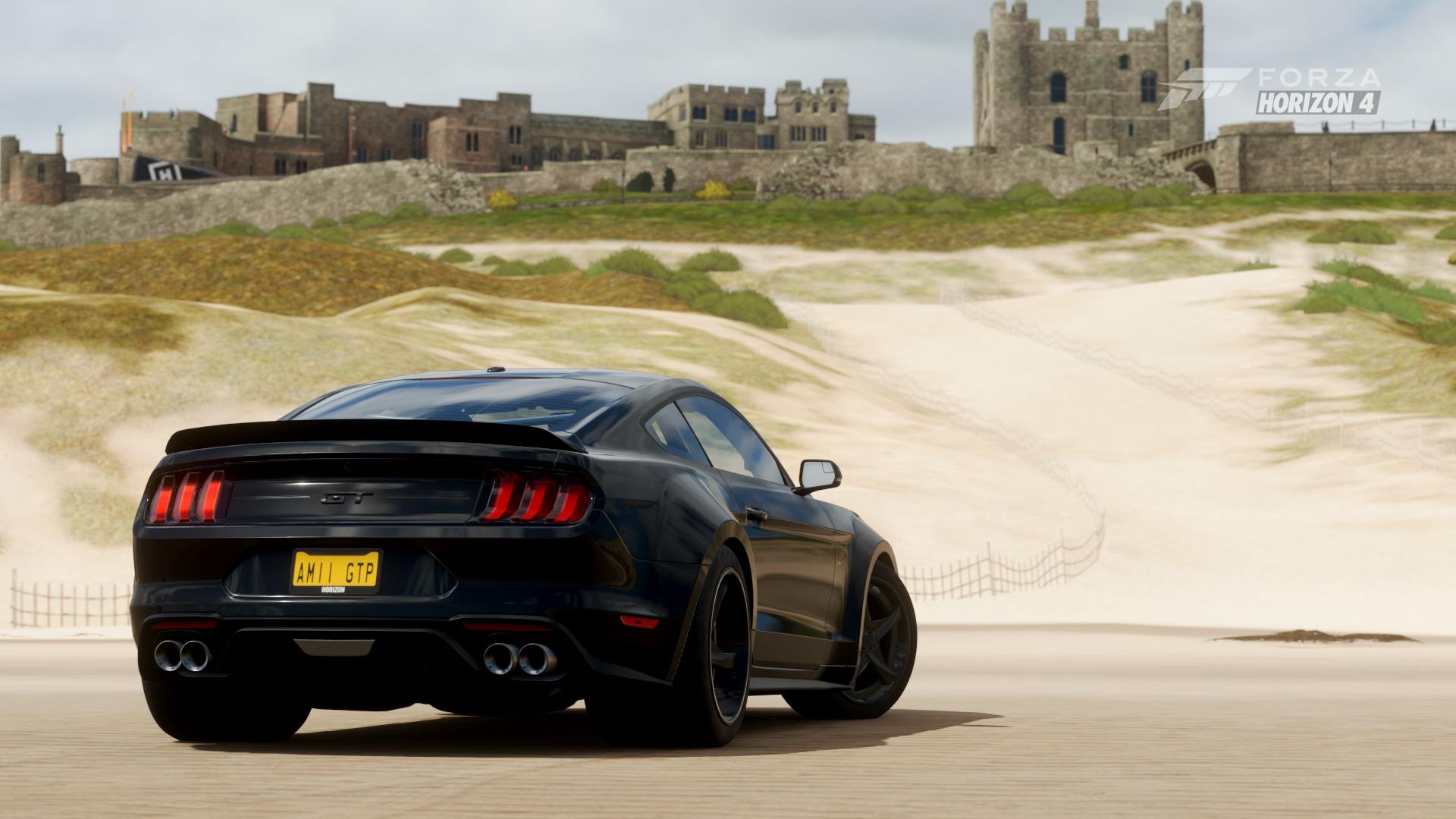 Custom G Wagon >> A Custom Mustang and Lamborghini Spyder Race into Forza Horizon 4 Today