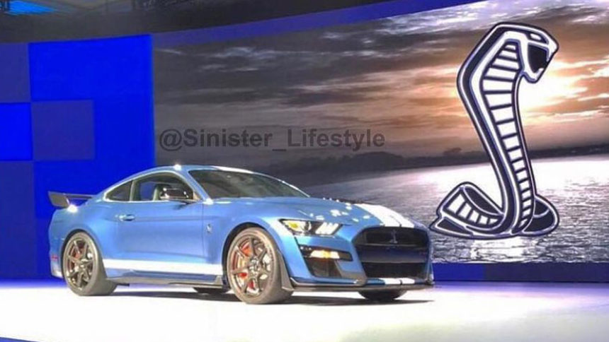 2019 Gt 500 >> The 2020 Shelby Mustang GT500 Has Leaked on Instagram