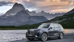 BMW Reveals New Flagship X7 Luxury SUV