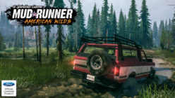 These Are the Nine Vehicles Coming to the Spintires: Mudrunner DLC American Wilds