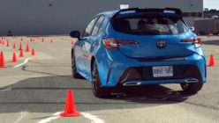 The New Toyota Corolla Hatchback is the Latest #SaveTheManual Ambassador