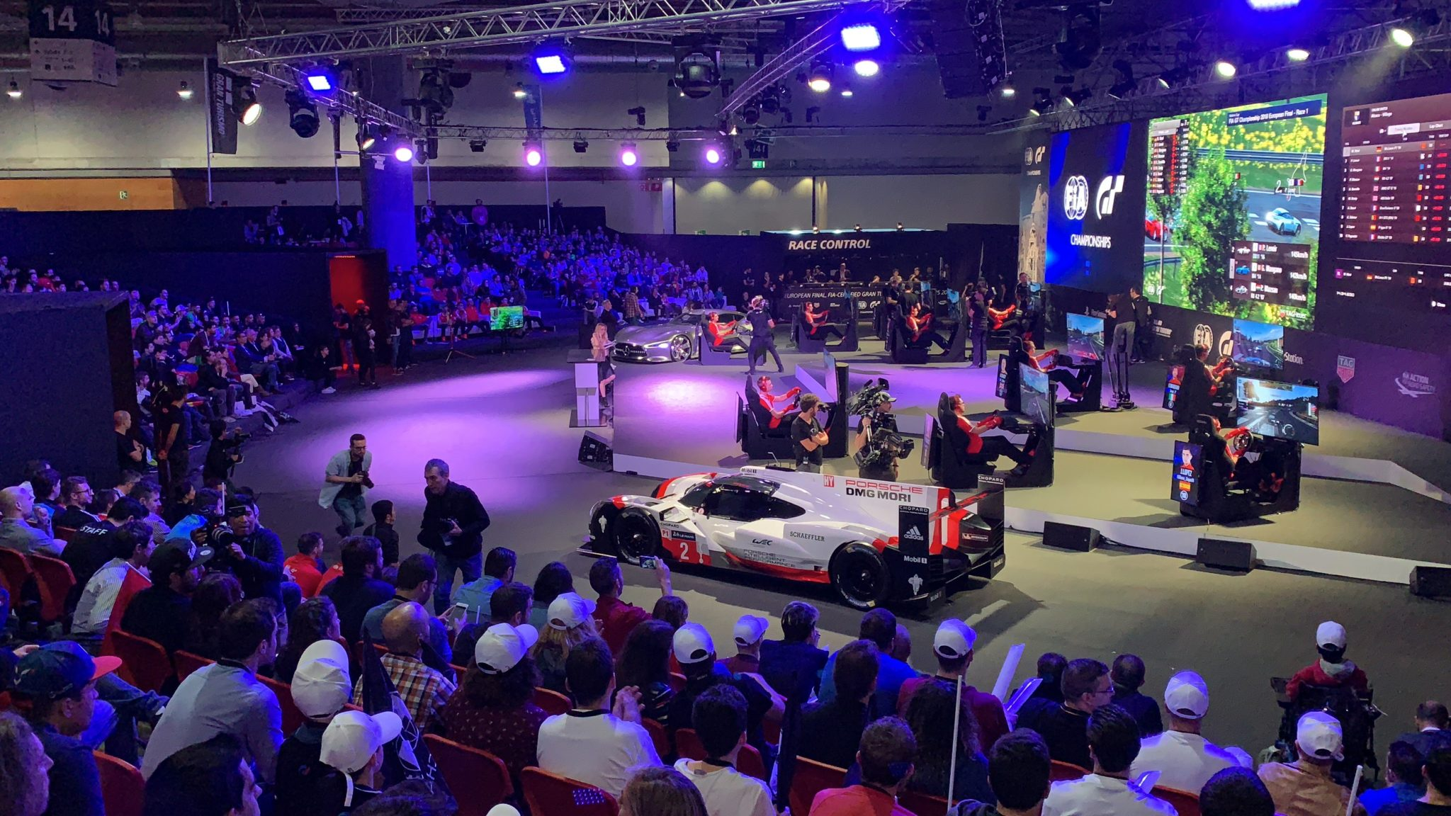 The FIA GT Championship's European Final Was The Best Gran Turismo Event,  Ever