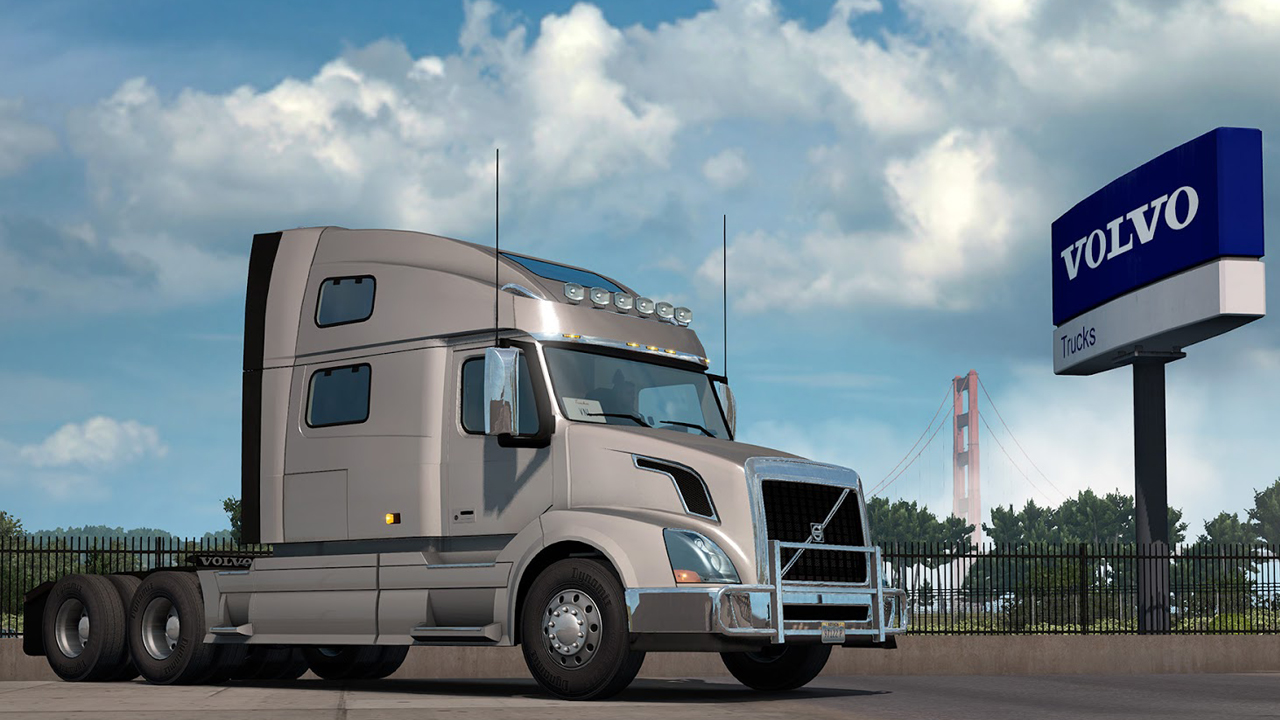 American Truck Simulator Welcomes the Volvo VNL