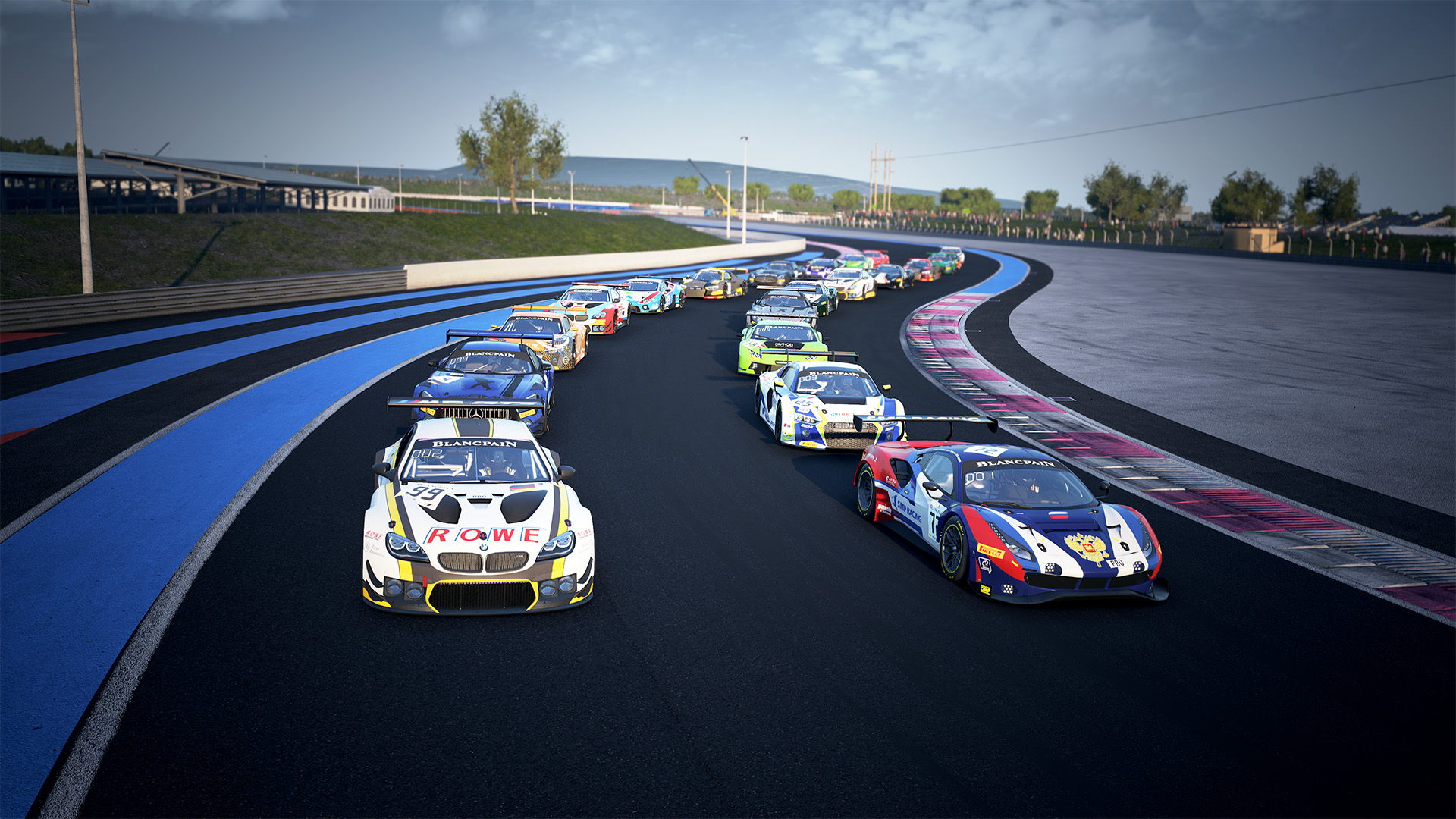 Early Ford Store >> Assetto Corsa Competizione Early Access v0.3 Adds BMW M6 ...