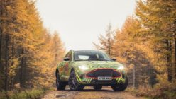 Aston Martin Confirms DBX Crossover Name With New Official Test Pics