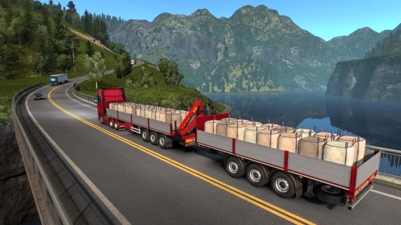 Euro Truck Simulator 2 Ventures Eastward With the New Beyond