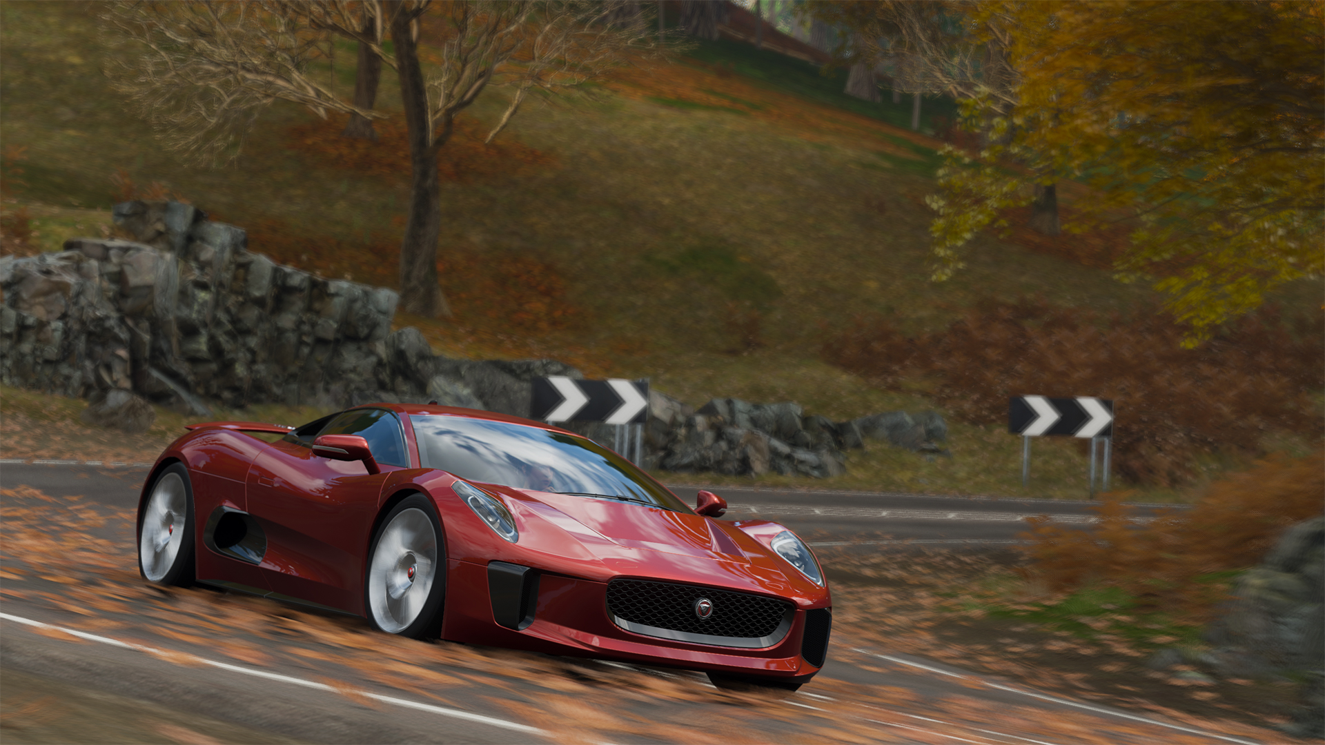 The Leaves Fall Again In This Week S Forza Horizon 4