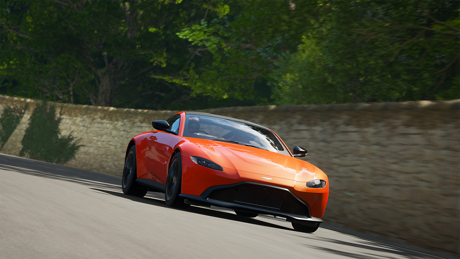 Forza Horizon 4 Gains The Brand New Aston Martin Vantage And A Convertible Mclaren This Week