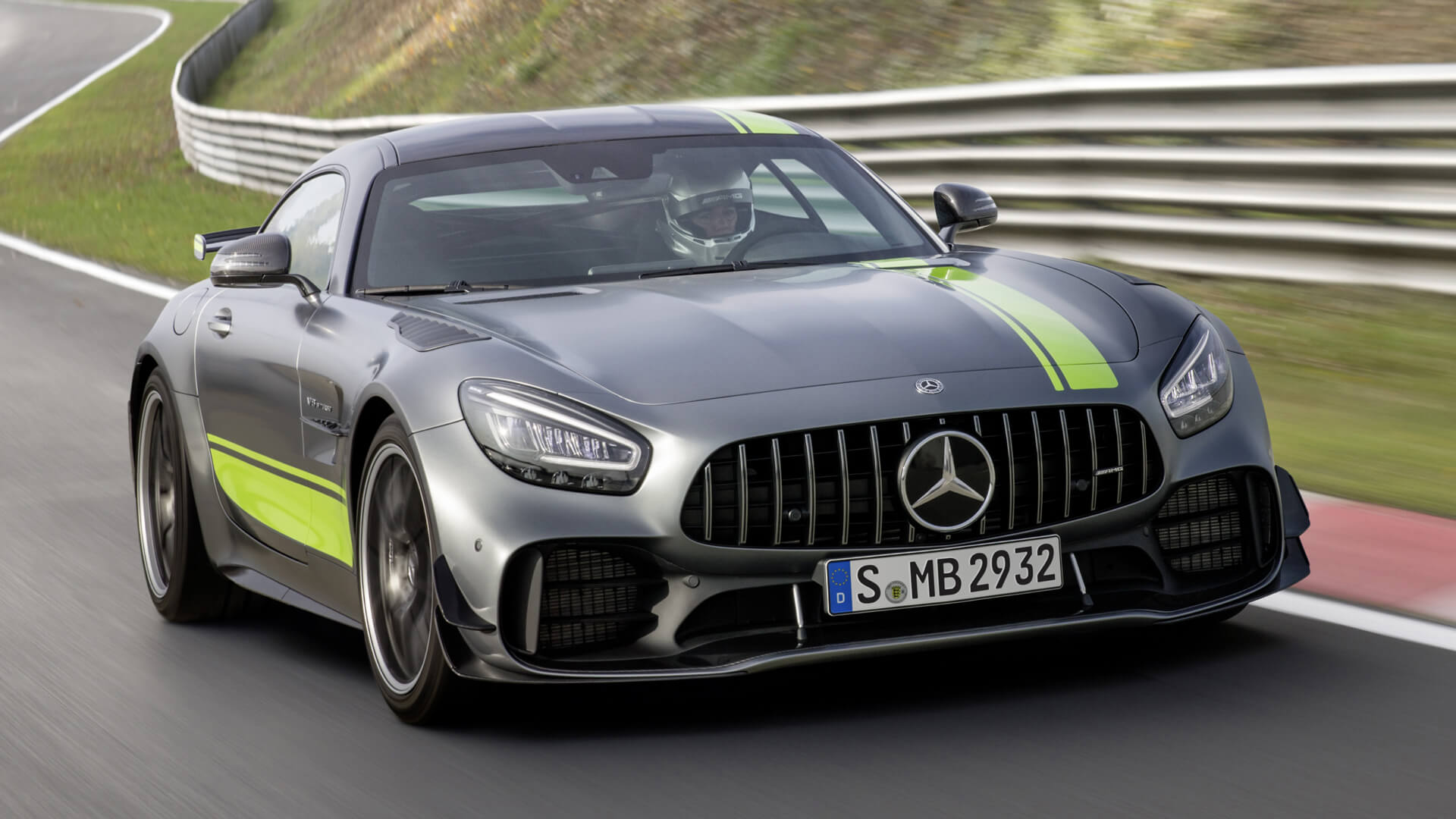 the mercedes amg gt r pro is the most hardcore version of. Black Bedroom Furniture Sets. Home Design Ideas