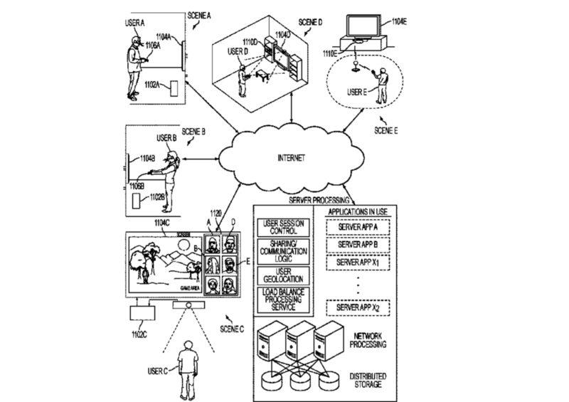 sony fuels more ps5 rumors with patent filing for