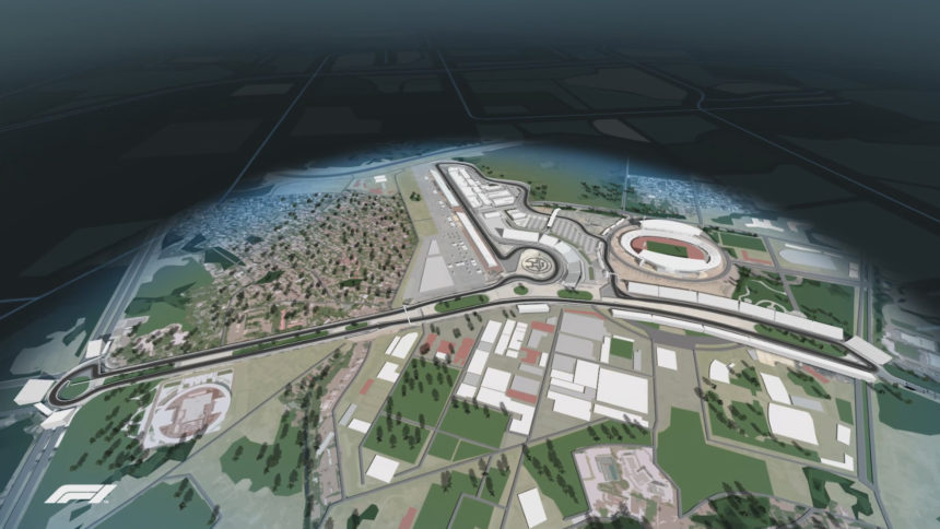 New Hanoi Circuit Revealed for 2020 Formula One Vietnam ...
