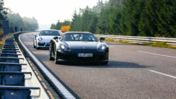 Porsche Shows Off Its Top Five Fastest Ever Road Cars