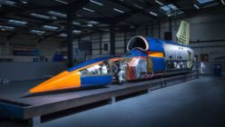 The 1,000mph Car Might Be Back On With Bloodhound SSC