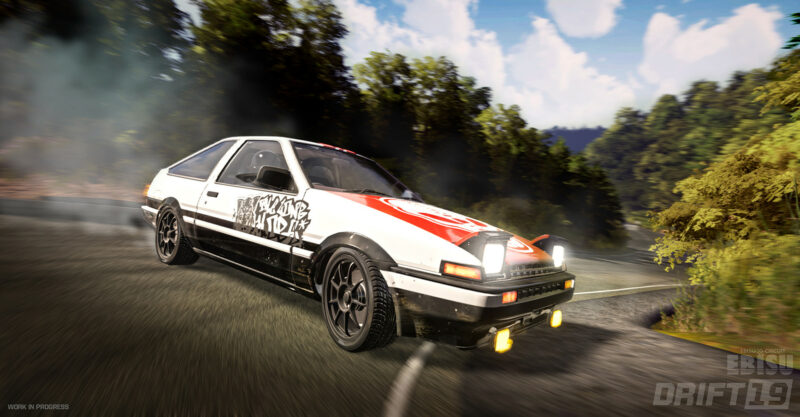 Drift 19 Looks to Give Gamers an Authentic Drifting Simulator