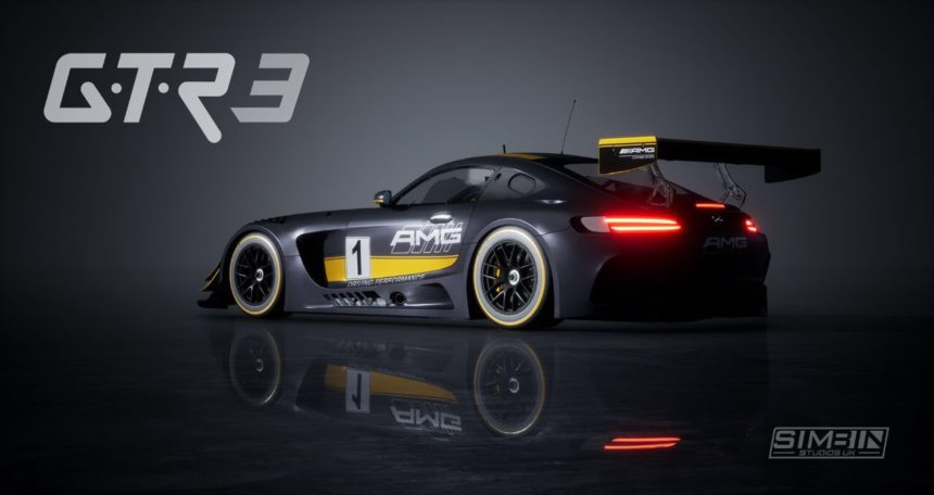 GTR 3's 2019 Launch Teased on SimBin Studios Twitter