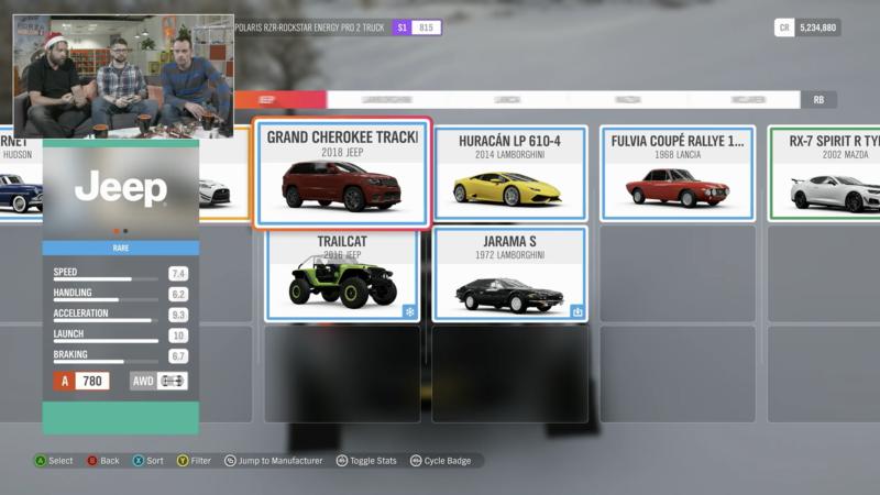 Forza Horizon 4 December Car Pass Revealed: 2019 Vette ZR1