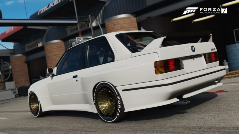 Forza Motorsport 7 December Update Now Available: New Cars