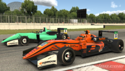 I Played iRacing With F1 Drivers Max Verstappen & Lando Norris
