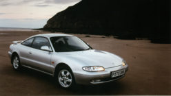 Mazda Might Bring Back the MX-6 Coupe According to a Trademark Filing