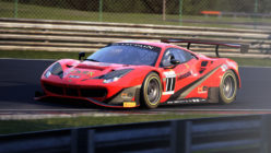 Assetto Corsa Competizione v0.4 Released: Adds Ferrari 488 GT3, Hungaroring, & Broadcasting