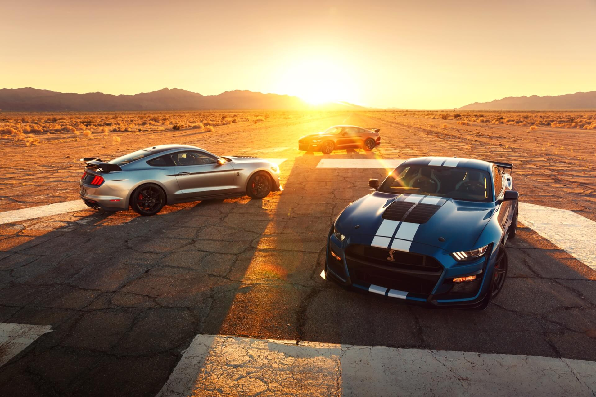 The 2020 Ford Mustang Shelby GT500 is the Most Powerful ...
