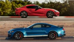 The First Production Toyota Supra and Shelby GT500 Sell for a Combined $3.2 Million