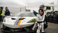I Got to Drive a McLaren 570S GT4 Race Car (And It Was Amazing)