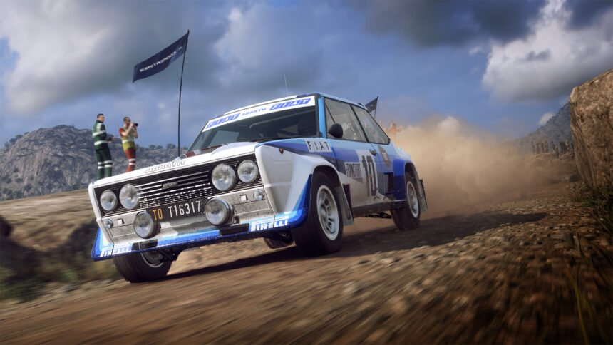 dirt rally 2 0 39 s full car list revealed 50 cars to tackle. Black Bedroom Furniture Sets. Home Design Ideas