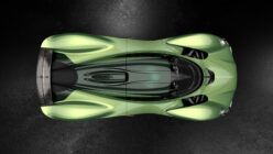 Aston Martin Shows Off Valkyrie